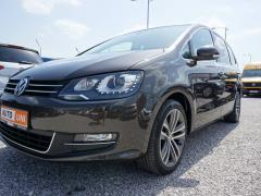 Volkswagen Sharan 2.0 TDI DSG HIGHLINE 6 Miestne Exclusive