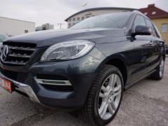 Mercedes-Benz M trieda M TRIEDA 350 BLUETEC 4MATIC 306 PS