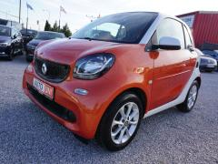 Smart Fortwo coupé electric drive Automat Navi